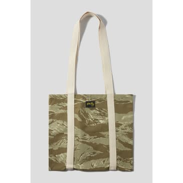 Stan Ray - Tote Bag (Khaki Tigerstripe Ripstop)