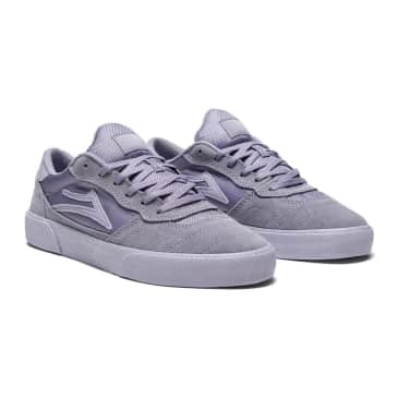 Lakai Skate Shoes Cambridge Muted Lavender Suede 6.5 8.0 only