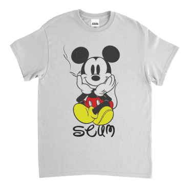 Fake Scum Mickey Mouse