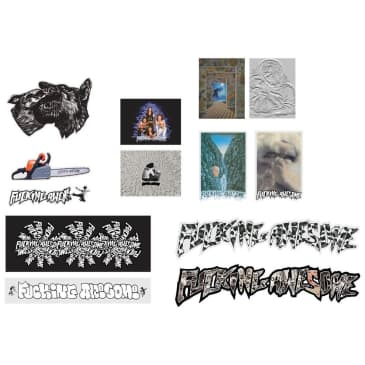 Fucking Awesome 2021 Sticker Pack