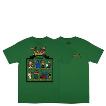 Pass~Port Trickle Down T-Shirt - Kelly Green