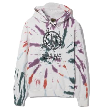 Stan Ray Action 4 Peace Hoodie - Multi
