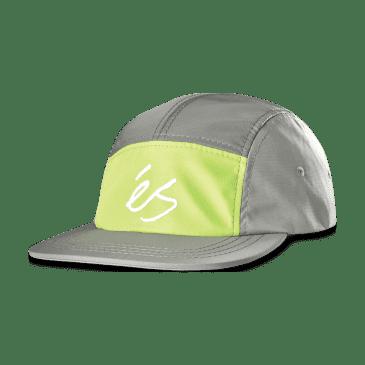 Es - Block HD Camper hat (grey/green)