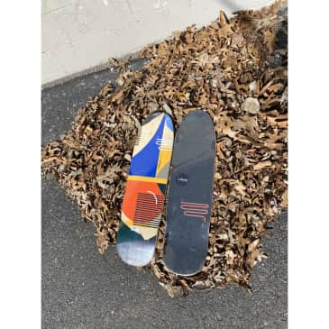 Loaded Coyote 8.375x30.75 Deck