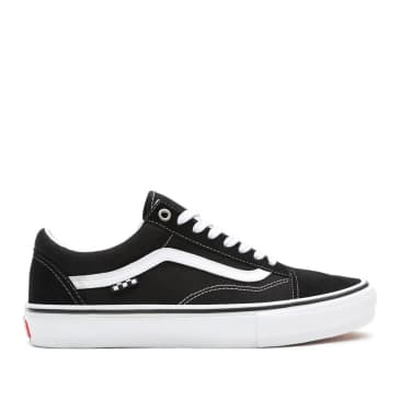 Vans Skate Old Skool Shoes - Black / White