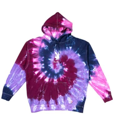 Color Bars x Playboy Tie Dye Hoodie - Multi