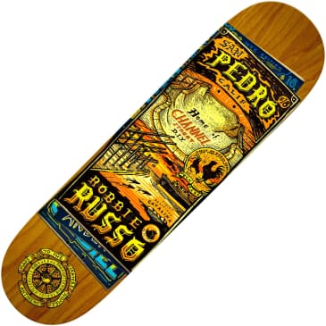 """Anti Hero Russo Maps to the skaters Homes deck (8.25"""")"""