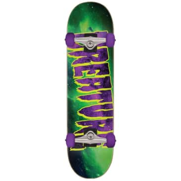 Creature Complete Galaxy Mid Complete Skateboard - 7.8
