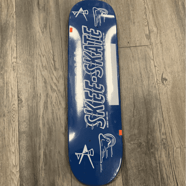 Scumco and Sons Skee Skate Deck