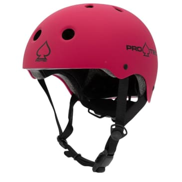Pro-Tec - Classic Fit Cert Helmet - Matte Pink - Youth Small