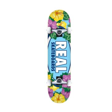 Real Skateboards - Real - Team Oval Blossoms Complete - 8.00