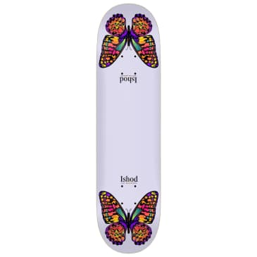 """Real - Ishod Monarch Twin Tail Slick Deck (8.3"""")"""