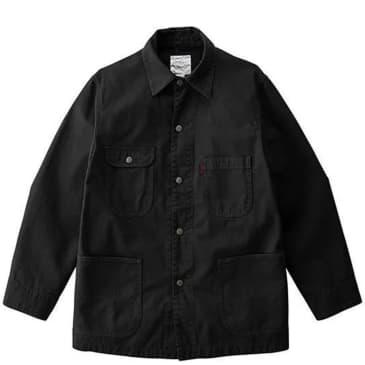 Gramicci Cover All Jacket - Black