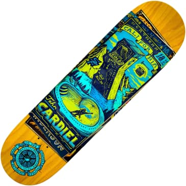 """Anti Hero Cardiel Maps to the skaters Homes deck (8.62"""")"""