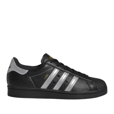 adidas Skateboarding Superstar ADV x Soto Shoes - Core Black / Silver Met / Gold Met