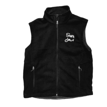 Skate Jawn Arrow Embroidered Vest