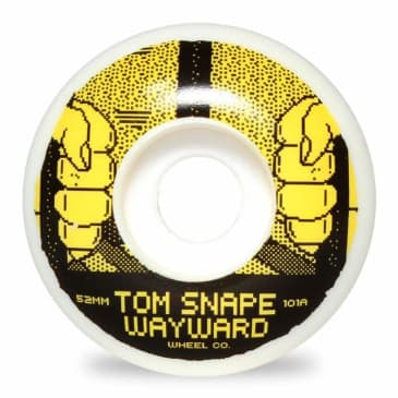 Wayward Wheels Classic Pro Tom Snape 52mm [PACK OF 4]
