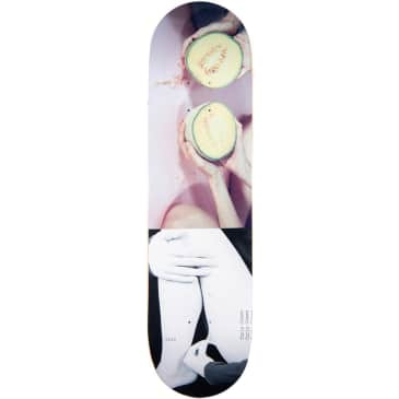 Isle Skateboards Artist Series Jenna Westra Chris Jones Skateboard Deck - 8.375