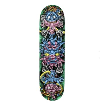 """Deathwish - Neen Controlled Chaos Deck (8.125"""") *SALE"""
