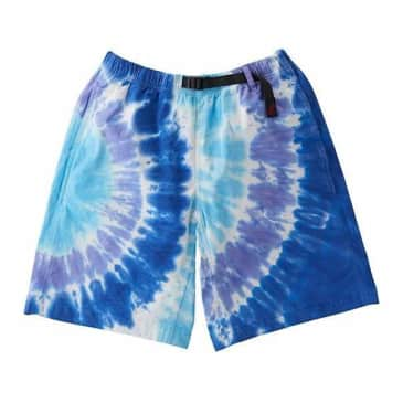 Gramicci Tie-Dye G-Shorts - Blue Psychedelic