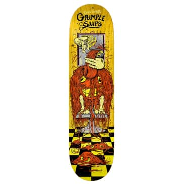 Anti-Hero Deck - Evan Smith Grimple Snips 8.25""