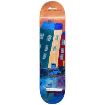 Almost Youness Places R7 8.0 Skateboard Deck
