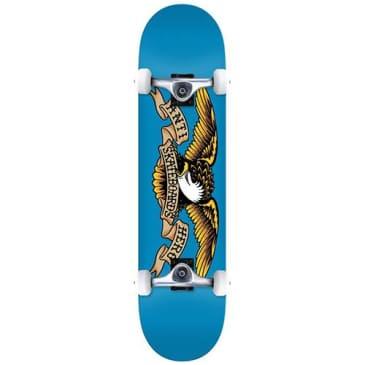 "Anti Hero ""Classic Eagle"" Complete Skateboard 7.5"""
