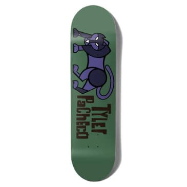 """Girl Tyler Pacheco Pictograph Deck - 8.125"""""""