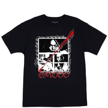 GX1000 Slasher T-Shirt - Black