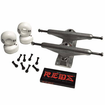 """Independent Stage 11 Undercarriage 9.5"""" - 10.5"""" Complete Kit (215 MM)"""