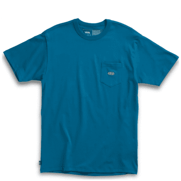 Vans Color Multiplier Off The Wall T-Shirt - Moroccan Blue