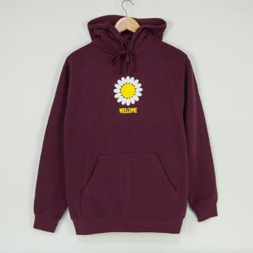 Welcome Skate Store - Goodlife Pullover Hooded Sweatshirt - Burgundy