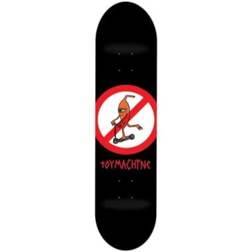 """No Scooters   8.25"""""""