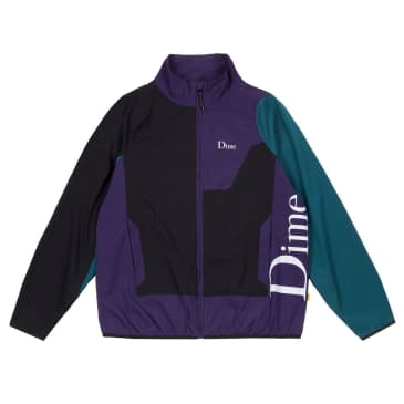 Dime Range Jacket - Black/Teal