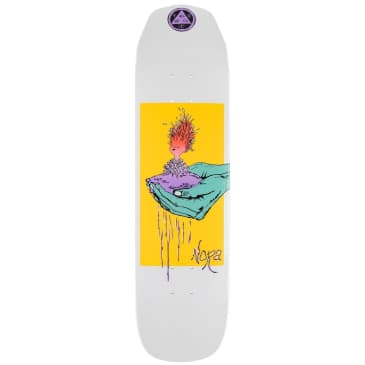 """Welcome Nora Vasconcellos Soil On Wicked Princess Skateboard Deck - 8.125"""""""