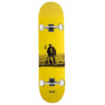 Sour Solution - Nisse - Drifter - Complete Skateboard - 8.5""
