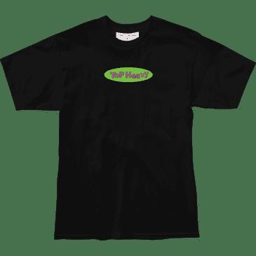 Top Heavy No Clue T-Shirt - Black
