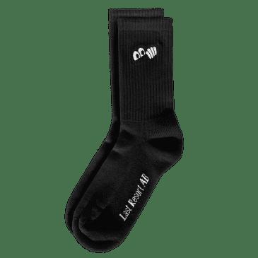Last Resort AB Eyes Socks (Black)