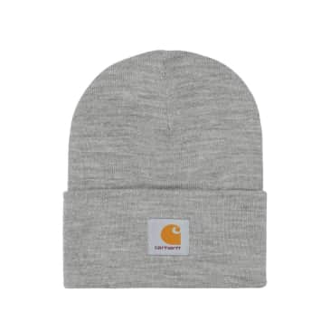 Carhartt WIP Acrylic Watch Beanie - Grey Heather