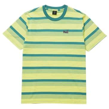 Berkley Strip Knit Top - Lemon