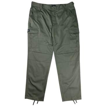 Artform Pro Cargo Pants - Olive / Blacks