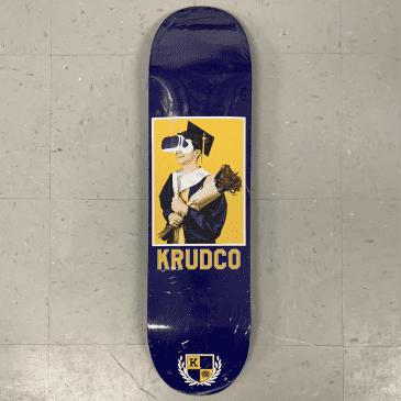 Krudco Shop Deck Virtual Graduation Tom Harris