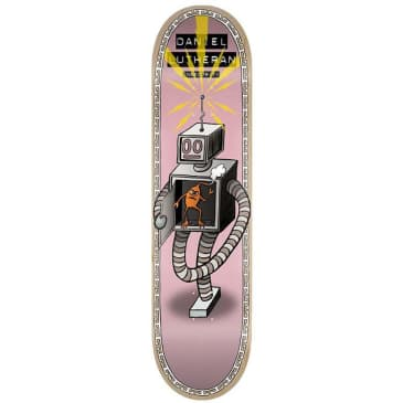 """Toy Machine Lutheran Insecurity Skateboard Deck 8.25"""""""