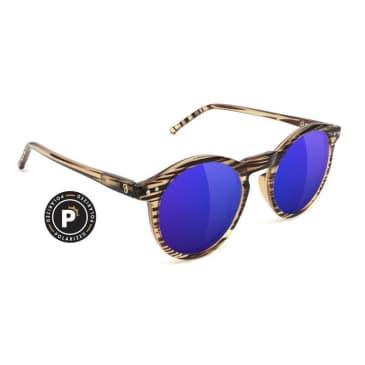 Glassy - TimTim Polarized - Honey/Blue