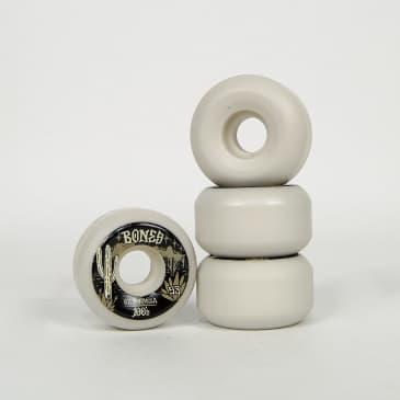 Bones - 53mm 100's V5 Sidecut Desert West Skateboard Wheels