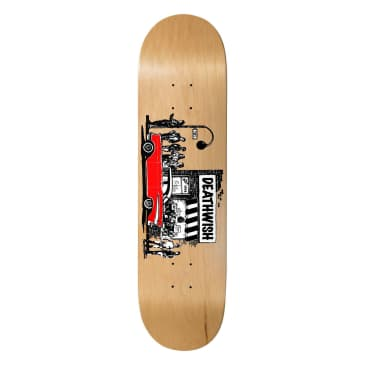 Deathwish The Shop Skateboard Deck - 8.475