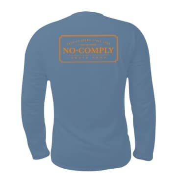 No-Comply Locally Grown Long Sleeve Shirt