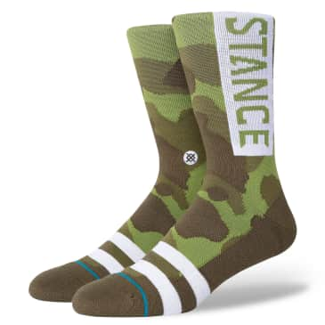 Stance OG Staple Socks | Camo