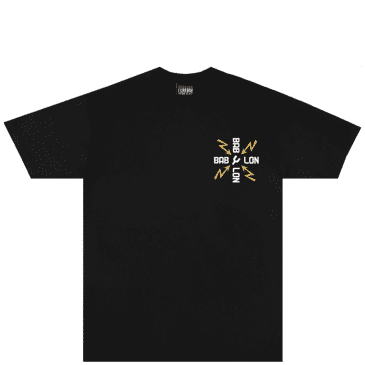 Babylon LA Power T-Shirt - Black