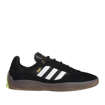 adidas Skateboarding Lucas Puig Shoes - Core Black / FTWR White / Gum 5